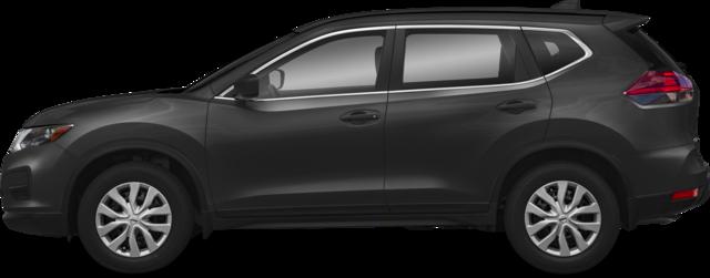 2020 Nissan Rogue SUV S