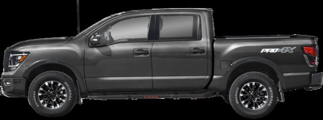 2020 Nissan Titan Truck PRO-4X