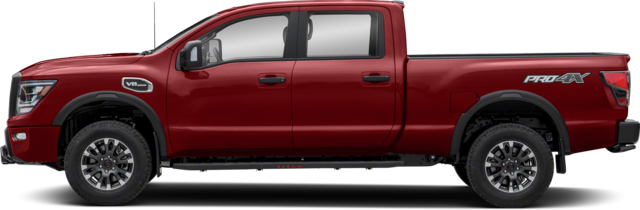 2020 Nissan Titan XD Truck PRO-4X