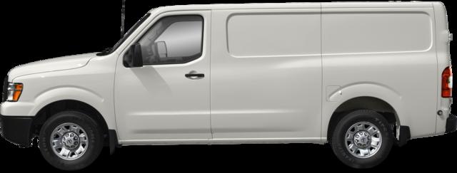2020 Nissan NV Cargo NV2500 HD Van S V8