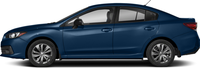 2020 Subaru Impreza Berline Commodité