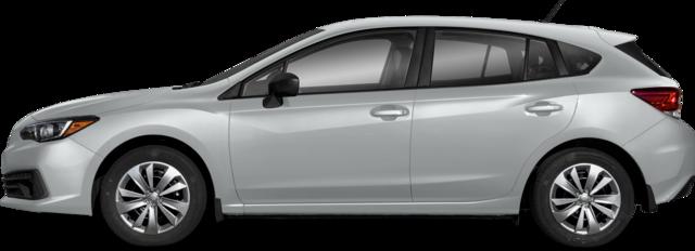 2020 Subaru Impreza Hatchback Commodité