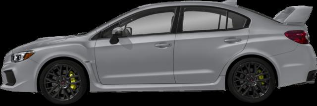 2020 Subaru WRX STI Sedan Sport