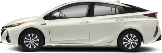 2020 Toyota Prius Prime Hatchback Upgrade