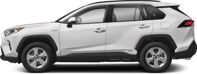 2020 Toyota RAV4 Hybrid SUV LE