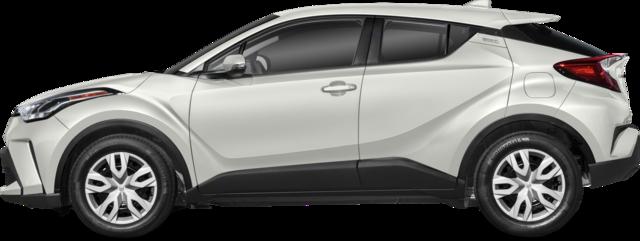 2020 Toyota C-HR SUV Limited