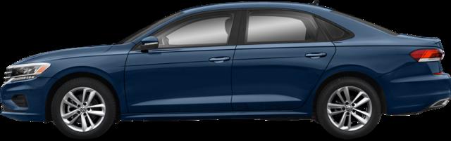 2020 Volkswagen Passat Sedan Execline
