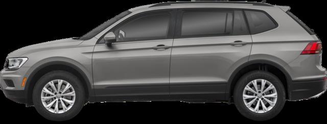 2020 Volkswagen Tiguan SUV Trendline 4MOTION