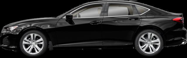 2021 Acura TLX Sedan Tech