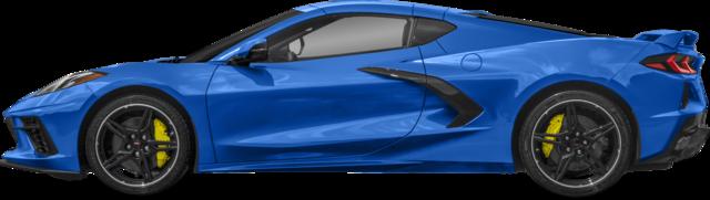 2021 Chevrolet Corvette Coupe Stingray w/2LT