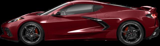 2021 Chevrolet Corvette Coupe Stingray w/3LT