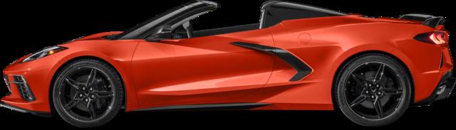 2021 Chevrolet Corvette Convertible Stingray w/2LT