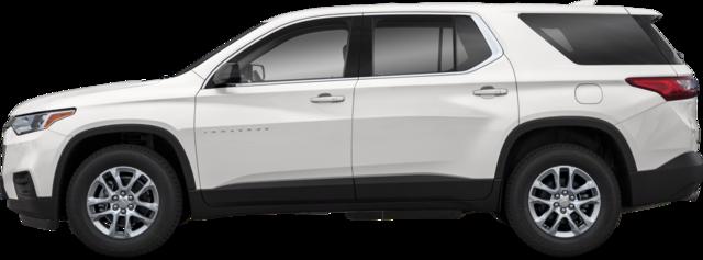 2021 Chevrolet Traverse SUV LS w/1FL
