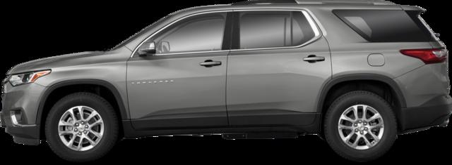 2021 Chevrolet Traverse SUV LT Cloth w/2FL