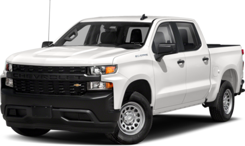 2021 Chevrolet Silverado 1500 Truck