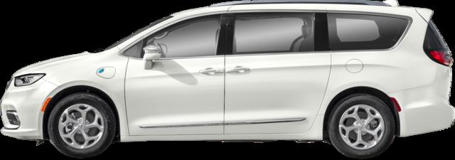 2021 Chrysler Pacifica Hybrid Van Pinnacle