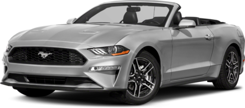 2021 Ford Mustang Convertible
