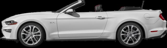 2021 Ford Mustang Convertible GT Premium