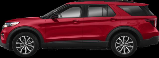 2021 Ford Explorer SUV ST