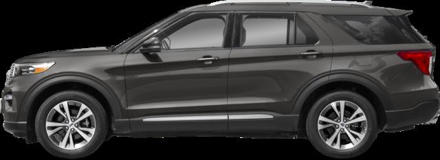 2021 Ford Explorer SUV Platinum