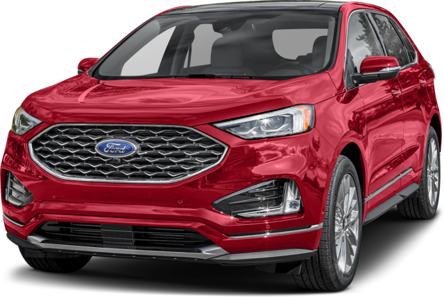 2021 Ford Edge SUV ST Line
