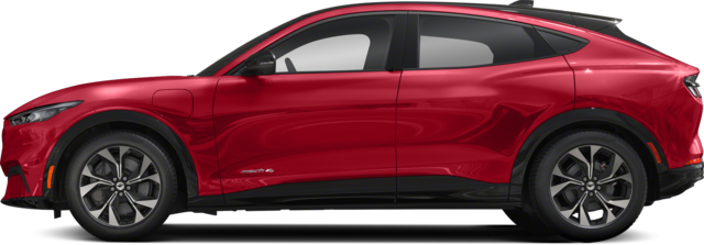 2021 Ford Mustang Mach-E SUV Premium