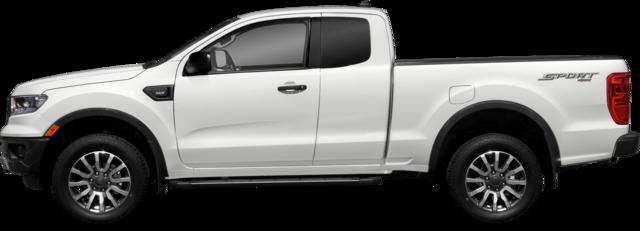 2021 Ford Ranger Truck XLT