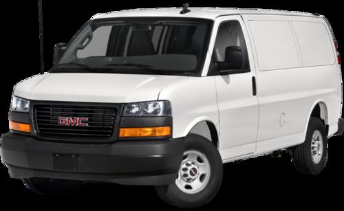 2021 GMC Savana 2500 Van