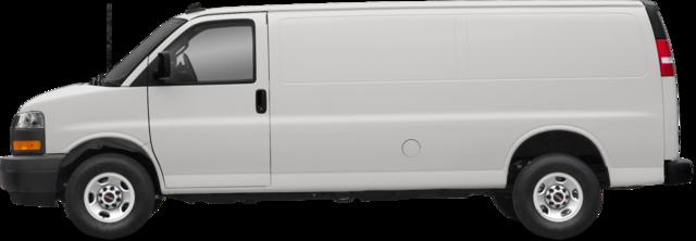 2021 GMC Savana 2500 Van Work Van