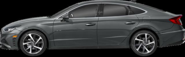 2021 Hyundai Sonata Sedan Sport