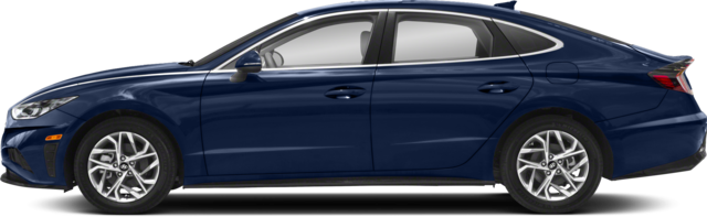 2021 Hyundai Sonata Sedan Luxury