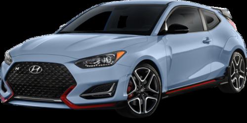 2021 Hyundai Veloster N Hatchback