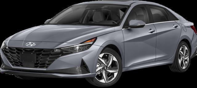 2021 Hyundai Elantra HEV Sedan Preferred