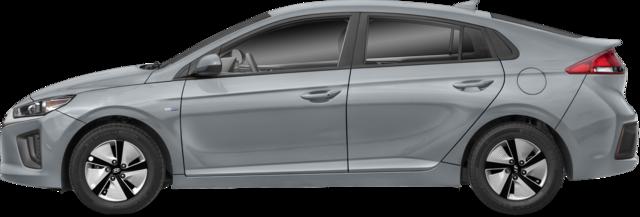 2021 Hyundai Ioniq Hybrid Hatchback Essential