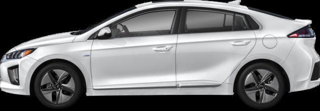2021 Hyundai Ioniq Hybrid Hatchback Preferred