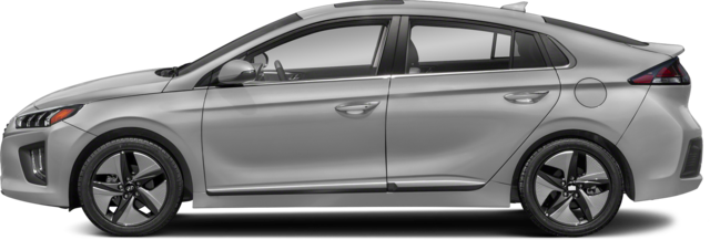 2021 Hyundai Ioniq Hybrid Hatchback Ultimate