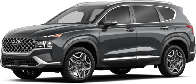 2021 Hyundai Santa Fe HEV SUV Luxury