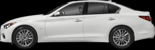 2021 INFINITI Q50 Sedan LUXE