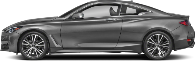 2021 INFINITI Q60 Coupe LUXE