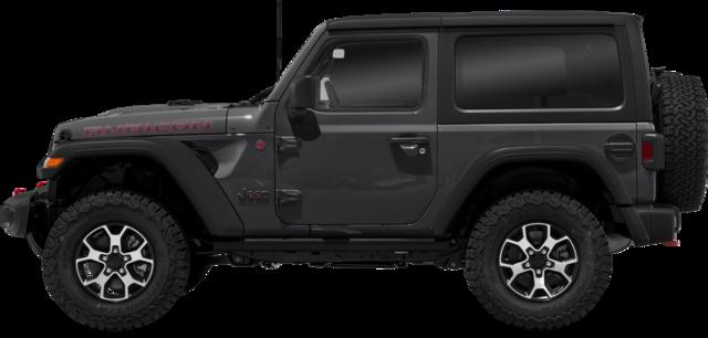 2021 Jeep Wrangler VUS Rubicon