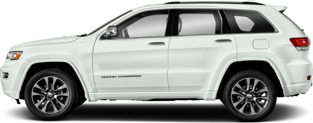 2021 Jeep Grand Cherokee SUV Overland