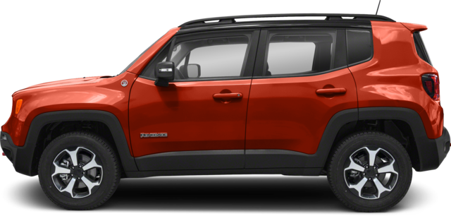2021 Jeep Renegade VUS Trailhawk