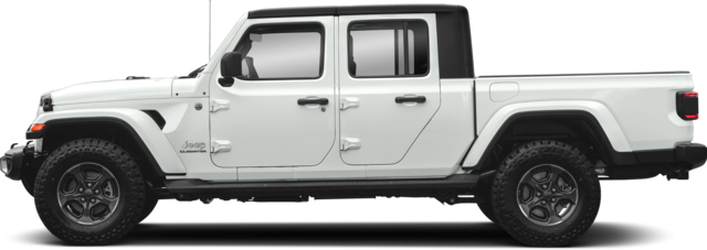2021 Jeep Gladiator Camion Overland