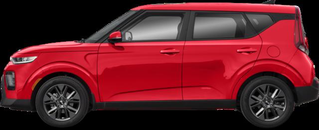 2021 Kia Soul Hatchback EX+