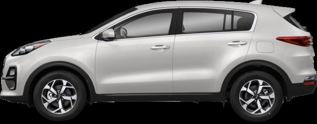2021 Kia Sportage SUV EX S