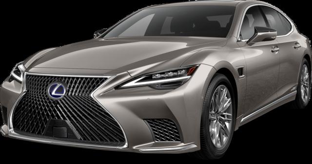 2021 Lexus LS 500h Sedan