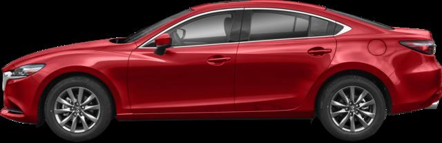 2021 Mazda Mazda6 Sedan GS-L