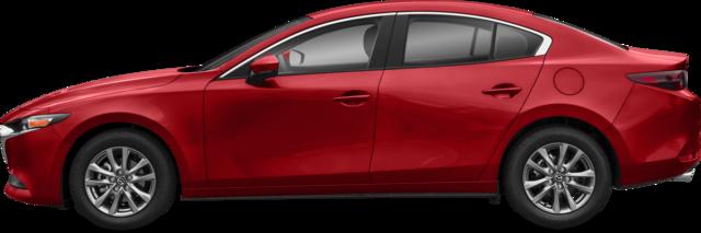 2021 Mazda Mazda3 Sedan GX