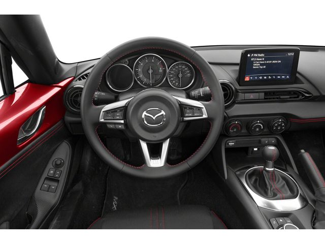 2021 Mazda MX-5 RF Convertible