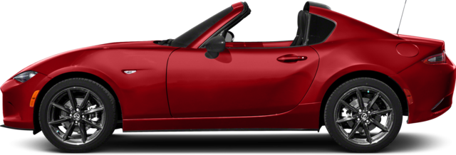 2021 Mazda MX-5 RF Convertible GS-P